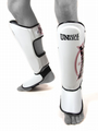 Sandee Kids Cool-tech Shin Guards - White